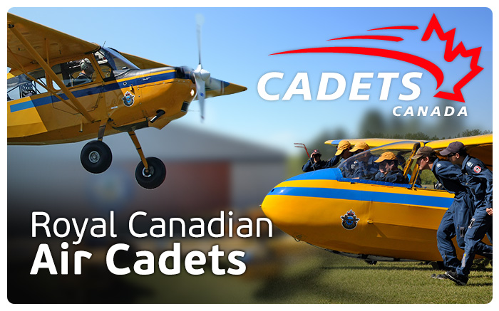 Air Cadets - Young Citizens Foundation